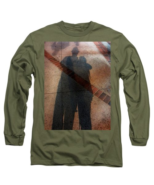 Street Shadows 002 Long Sleeve T-Shirt