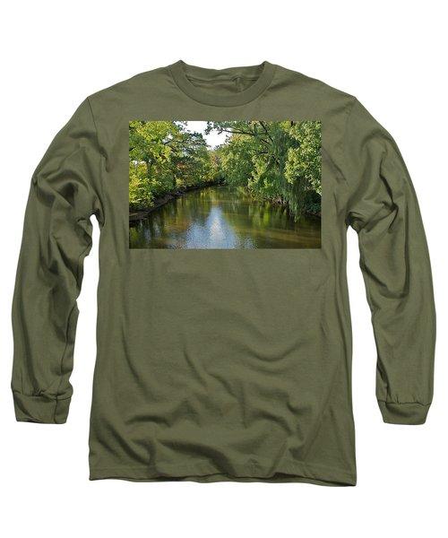 Long Sleeve T-Shirt featuring the photograph Summer Light by Joseph Yarbrough