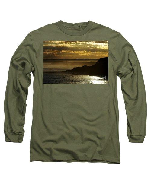 Sunset Mist Long Sleeve T-Shirt by Blair Stuart