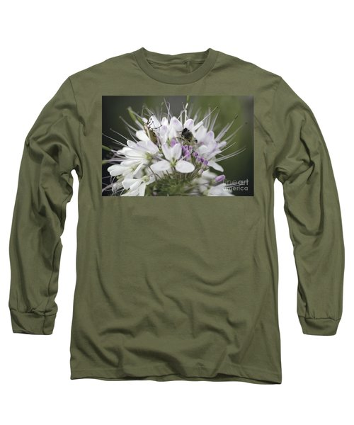 The Beetle And The Bee Long Sleeve T-Shirt
