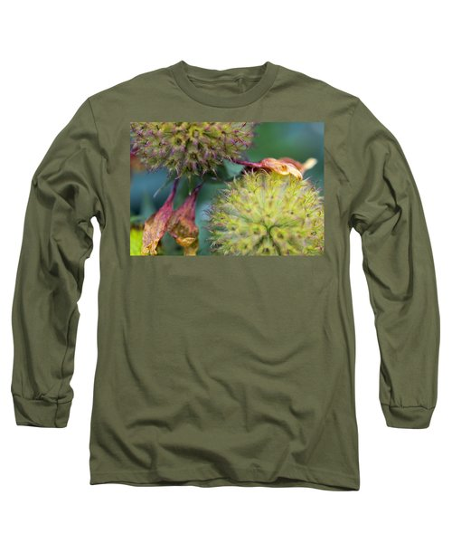 The End Of Summer Long Sleeve T-Shirt by Susan Stone