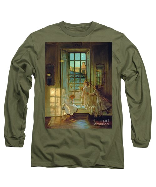 The Flight Of The Swallows Long Sleeve T-Shirt