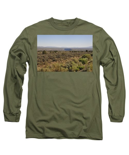 The Gorge On The Mesa Long Sleeve T-Shirt