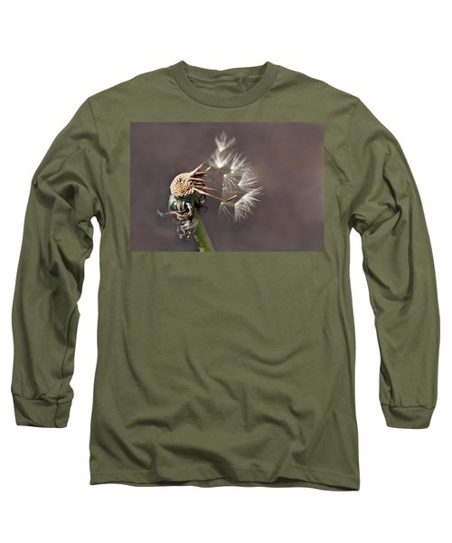 Long Sleeve T-Shirt featuring the photograph The Struggle by Marion Cullen