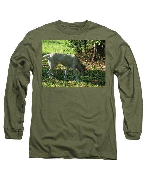 The Tracker Long Sleeve T-Shirt by Maria Urso