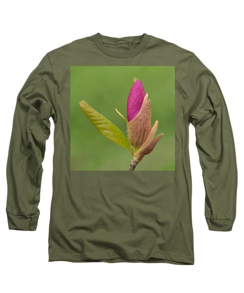 The Unvieling Long Sleeve T-Shirt by JD Grimes