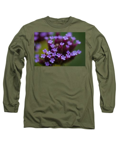 tiny blossoms II Long Sleeve T-Shirt by Andreas Levi