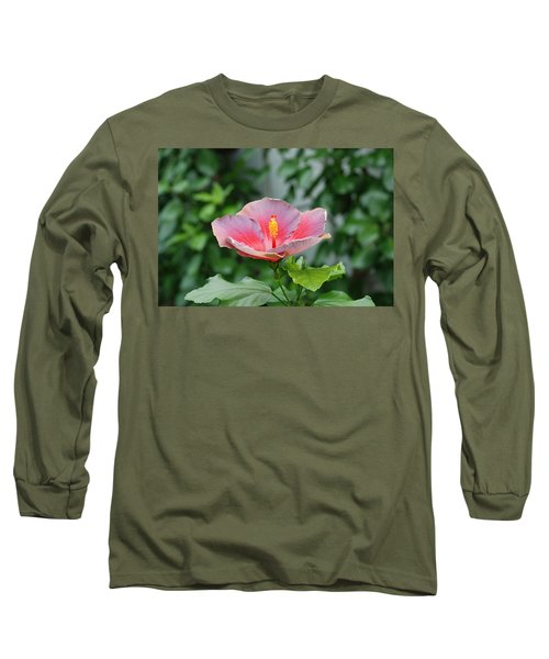 Long Sleeve T-Shirt featuring the photograph Unusual Flower by Jennifer Ancker