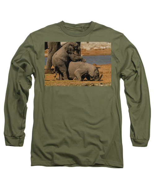 Us Together Long Sleeve T-Shirt