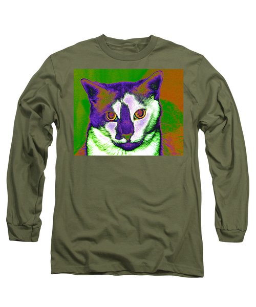 Van Gogh Ghosty Long Sleeve T-Shirt