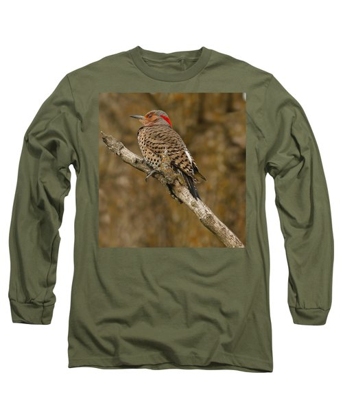 Long Sleeve T-Shirt featuring the photograph Watchful Eye by Elizabeth Winter
