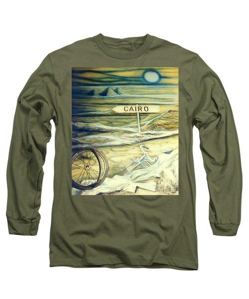Way To Cairo Long Sleeve T-Shirt