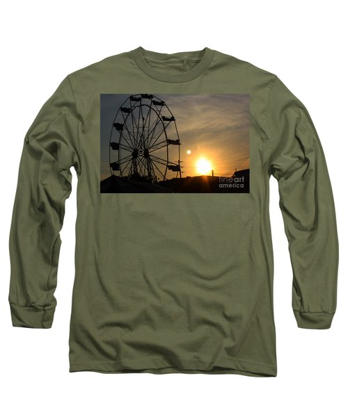 Where Has Summer Gone Long Sleeve T-Shirt