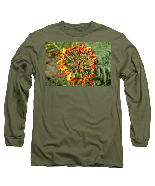 Whirled Paradise Long Sleeve T-Shirt
