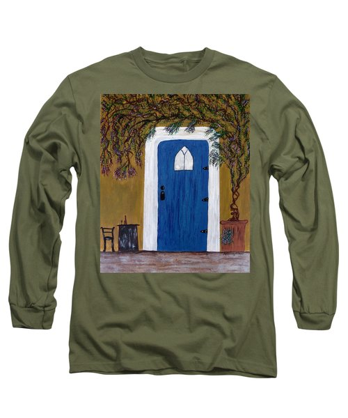 Wisteria Winery Long Sleeve T-Shirt