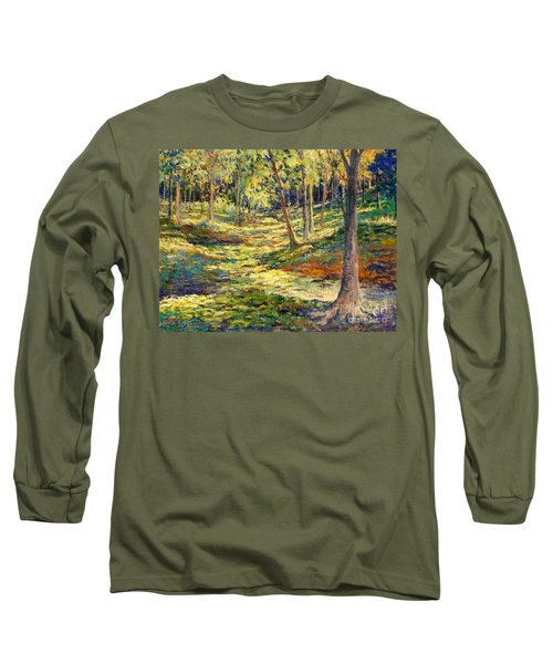 Woods In Ohio Long Sleeve T-Shirt