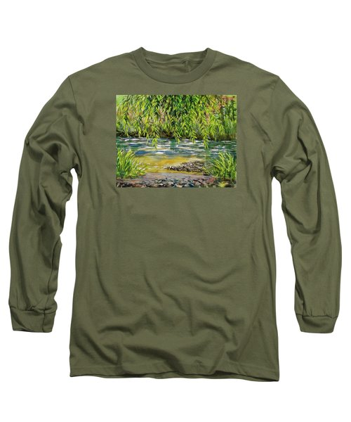 Yakima River Long Sleeve T-Shirt