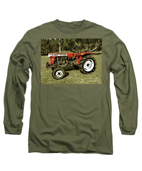 Yanmar Long Sleeve T-Shirt