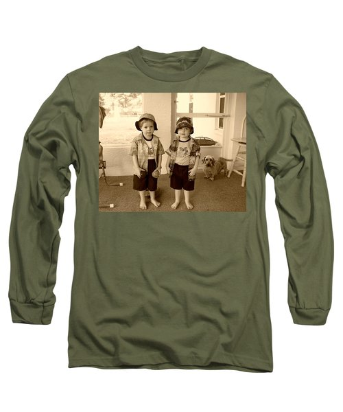 Yesterday's Children Long Sleeve T-Shirt