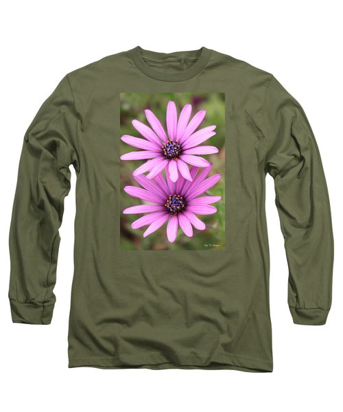 Long Sleeve T-Shirt featuring the photograph You And Me  by Amy Gallagher
