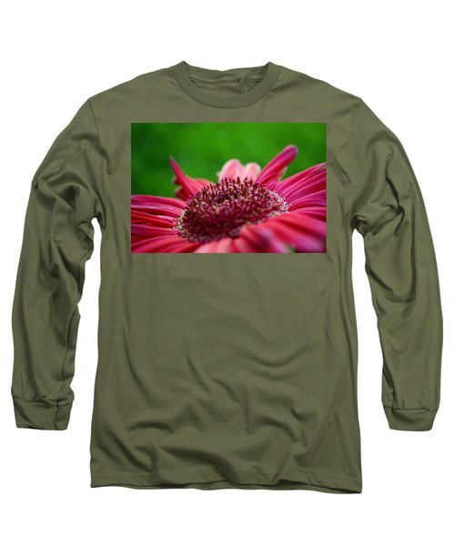 ...you Can Feel It Long Sleeve T-Shirt