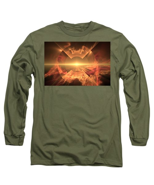 Supernova  Long Sleeve T-Shirt