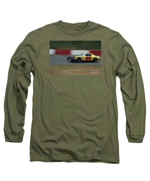 00 Slides Into First Turn Long Sleeve T-Shirt