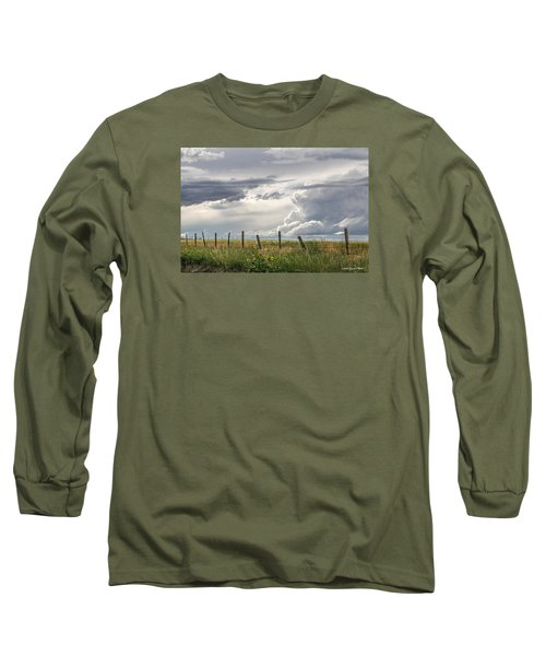 #0149 - Axtel Anceney, Southwest Montana Long Sleeve T-Shirt