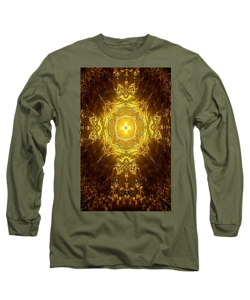 Long Sleeve T-Shirt featuring the photograph 025 by Phil Koch