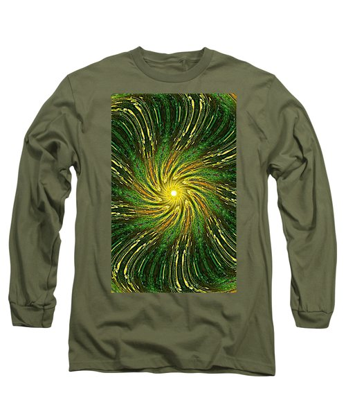 Long Sleeve T-Shirt featuring the photograph 028 by Phil Koch