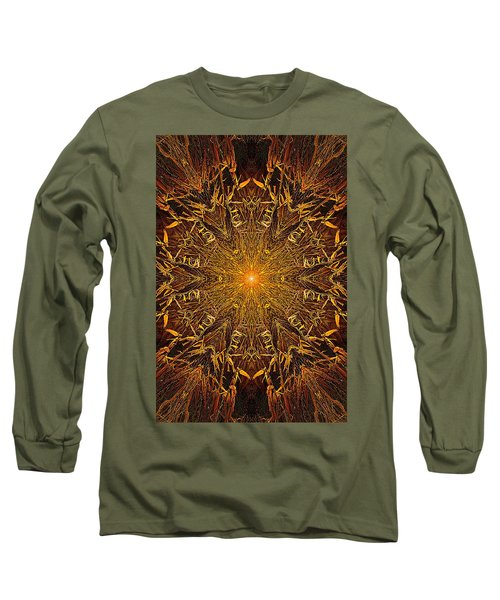Long Sleeve T-Shirt featuring the photograph 033 by Phil Koch