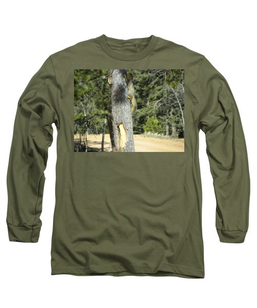 Squirrel Home Divide Co Long Sleeve T-Shirt