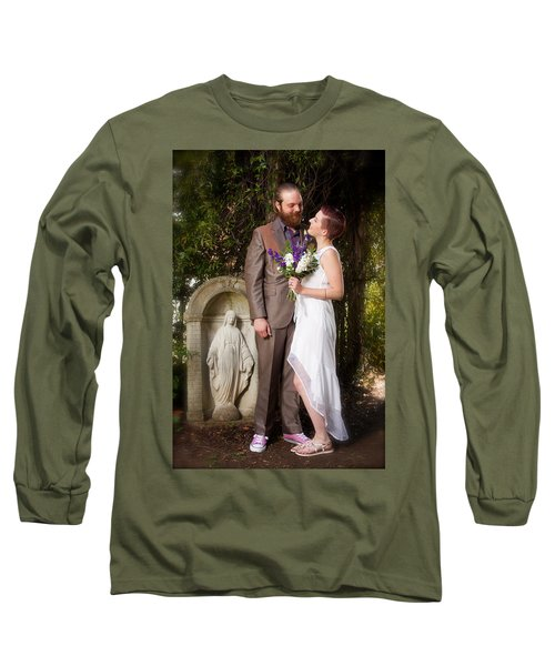 05_21_16_5293 Long Sleeve T-Shirt by Lawrence Boothby