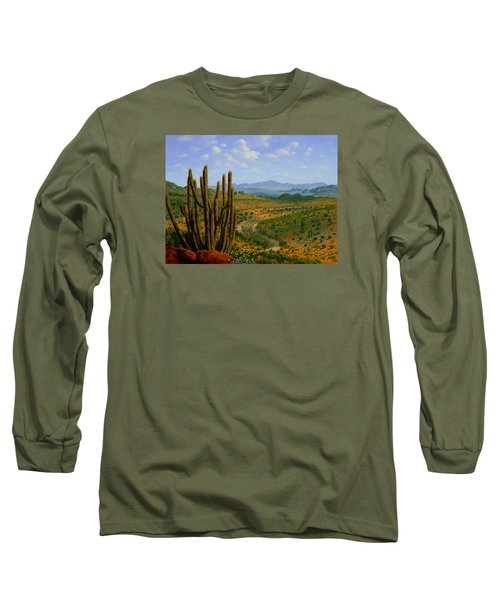 A Place Of Wonder Long Sleeve T-Shirt