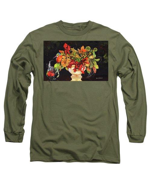A Splash Of Colour Long Sleeve T-Shirt