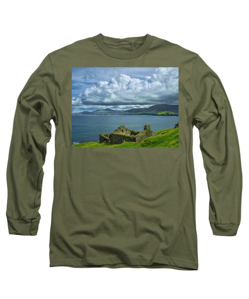 Abandoned House 4 Long Sleeve T-Shirt