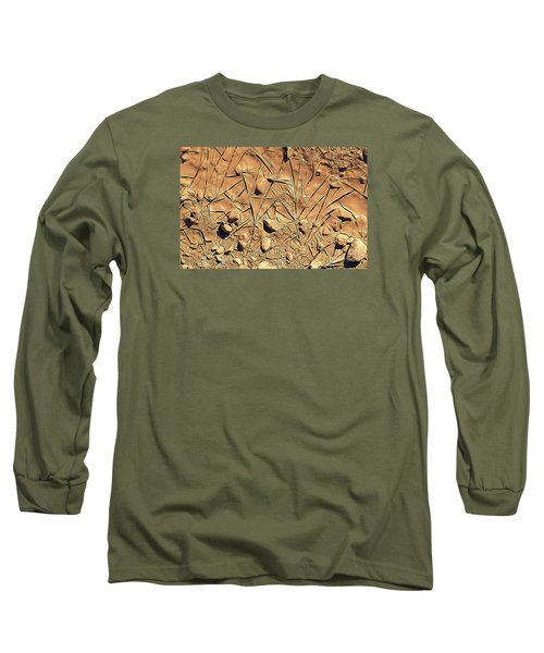 Abstract 2 Long Sleeve T-Shirt