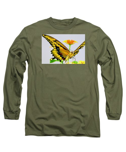 Afternoon Sip Long Sleeve T-Shirt