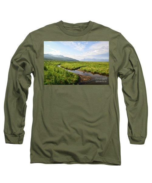 Alaskan Valley Long Sleeve T-Shirt
