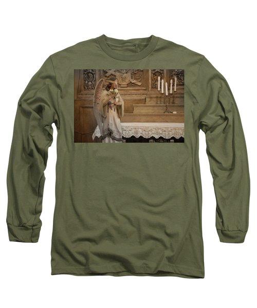 Angel Long Sleeve T-Shirt