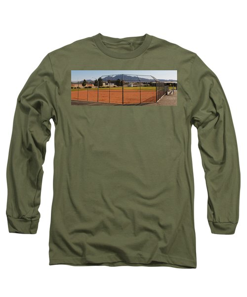 Away Game Long Sleeve T-Shirt