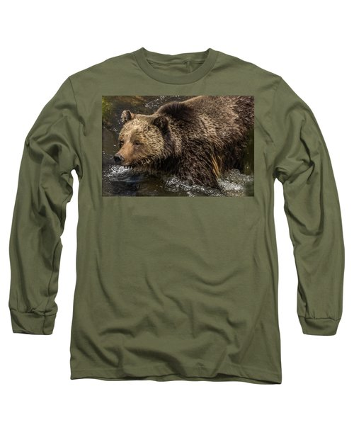 Beryl Springs Sow In The River Long Sleeve T-Shirt