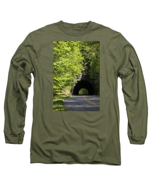 Blue Ridge Parkway Long Sleeve T-Shirt