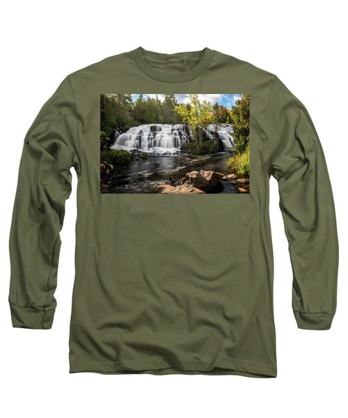 Bond Falls Long Sleeve T-Shirt