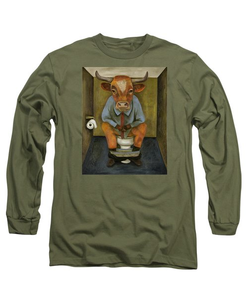 Bull Shitter Long Sleeve T-Shirt