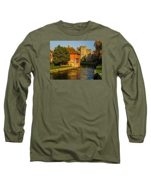 Canterbury Long Sleeve T-Shirt by Daniel Precht