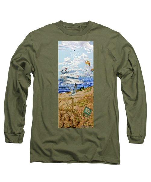 Captree Park Long Sleeve T-Shirt