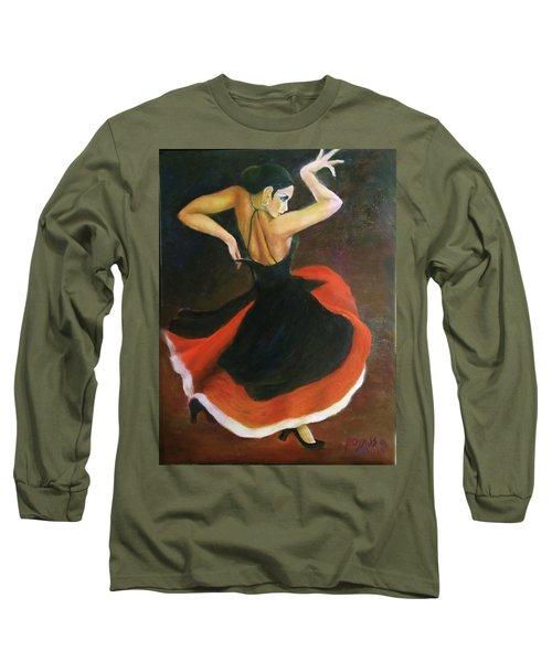 Carmen Long Sleeve T-Shirt