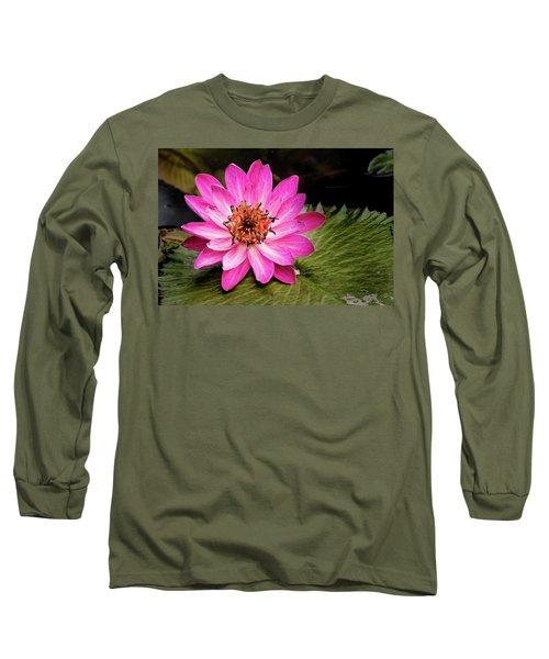 Carroll Creek Water Lily Long Sleeve T-Shirt