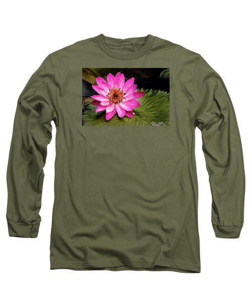 Carroll Creek Water Lily Long Sleeve T-Shirt